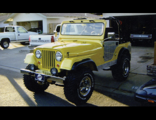 1955 WILLYS JEEP   -  - 15736