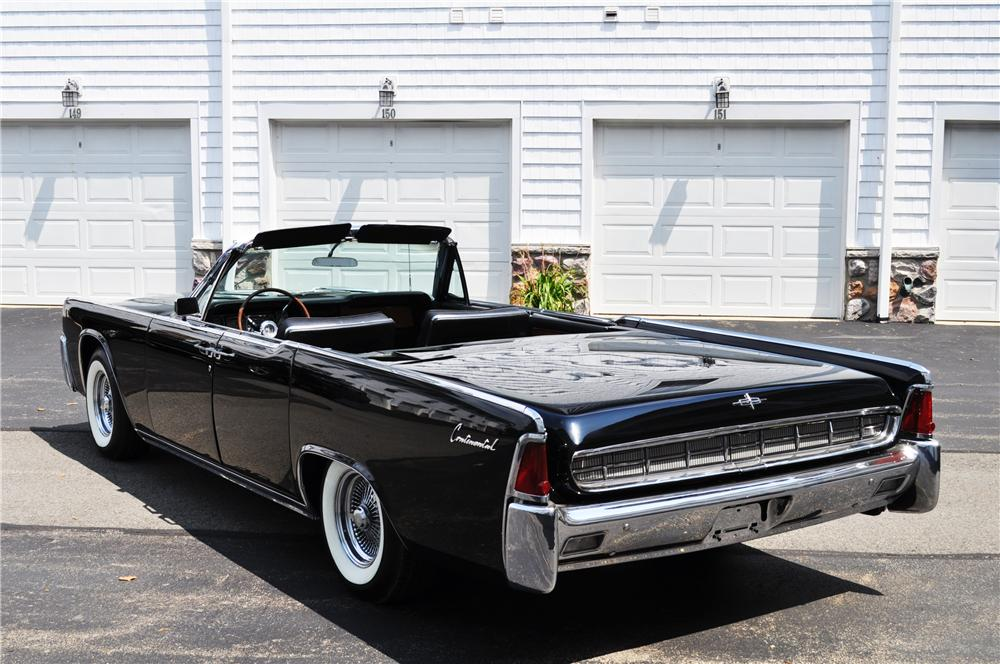 Used Cars For Sale Las Vegas >> 1963 LINCOLN CONTINENTAL CONVERTIBLE - 157369
