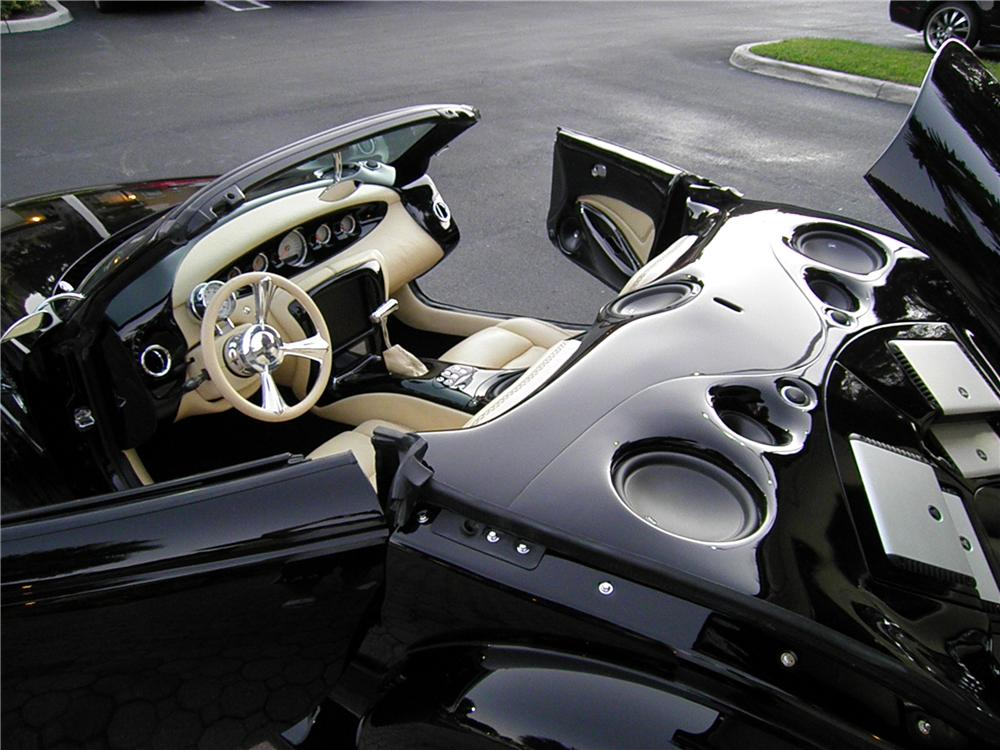 2000 PLYMOUTH PROWLER CUSTOM CONVERTIBLE - Interior - 157400