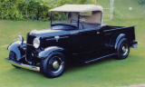 1933 FORD ROADSTER PICKUP -  - 15741