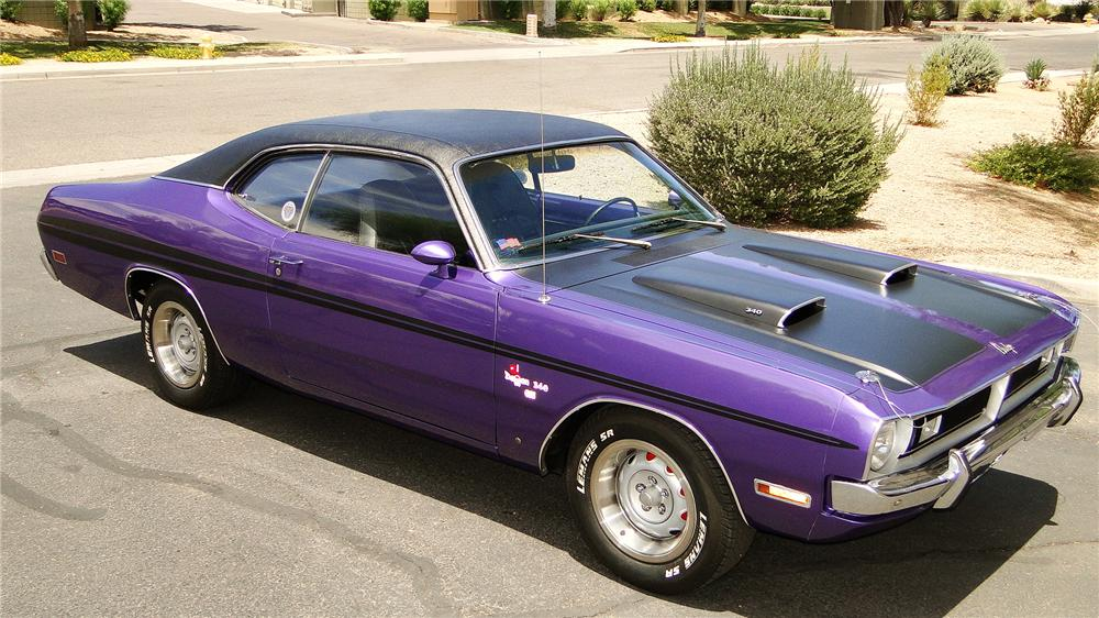 1971 DODGE DEMON 340 GSS 2 DOOR COUPE157429