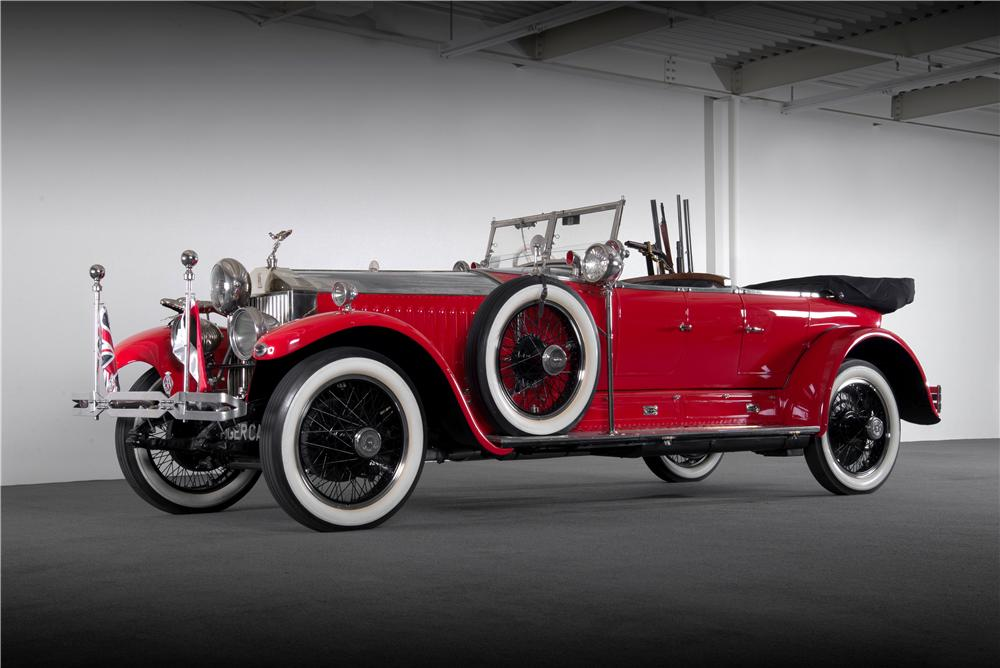 1925 rolls royce phantom i maharaja car   157448