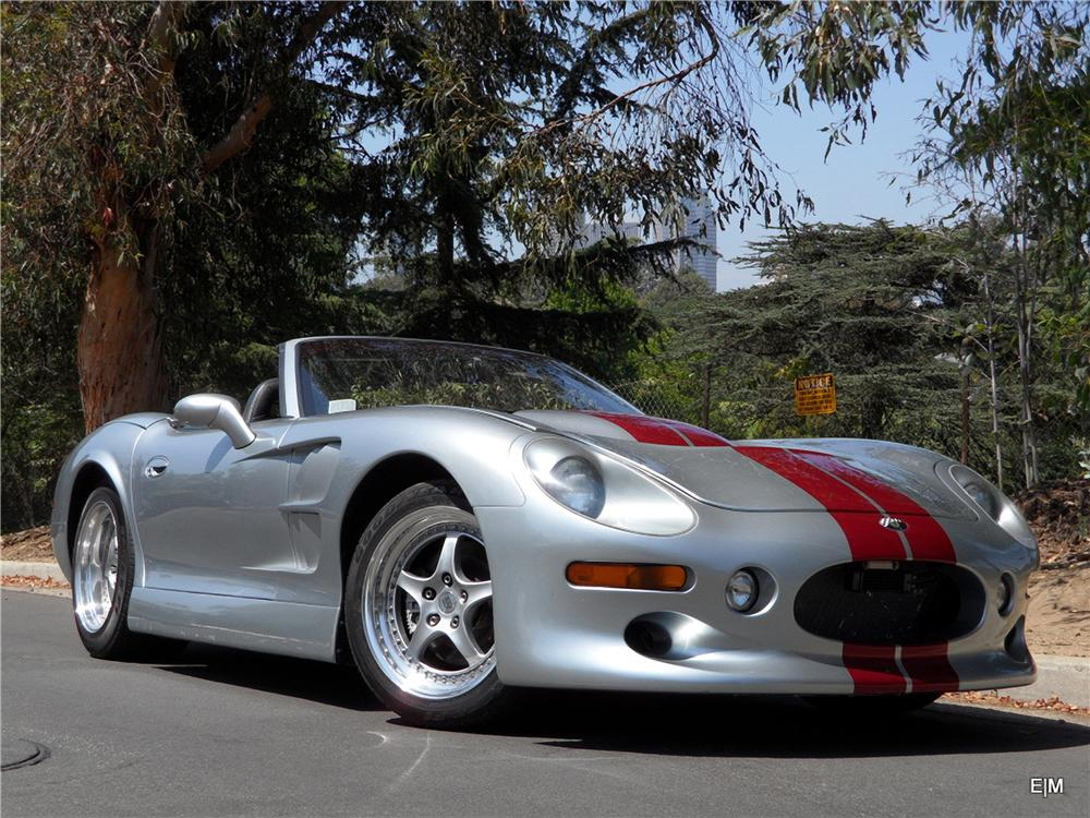 1999 SHELBY SERIES 1 CONVERTIBLE - Front 3/4 - 157517
