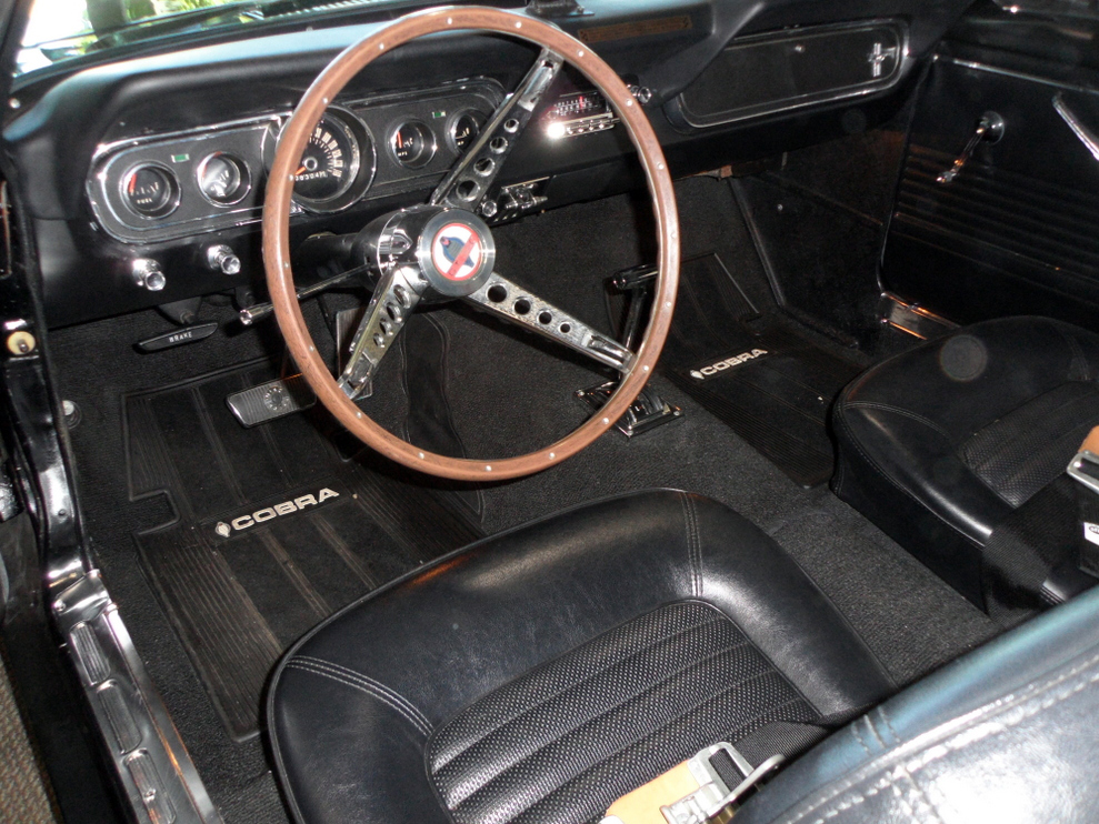 1966 SHELBY GT350H FASTBACK - Interior - 157518