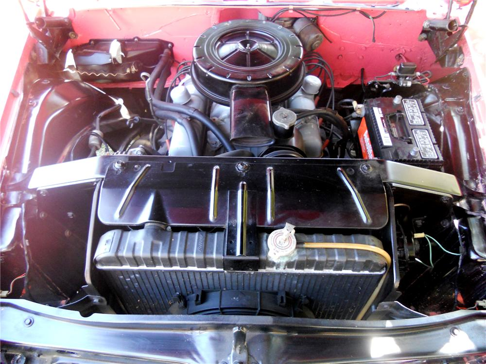 1959 BUICK LE SABRE CONVERTIBLE - Engine - 157528