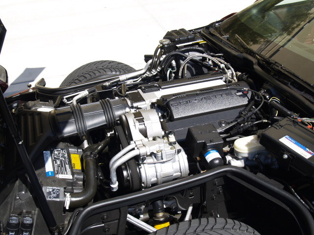 1993 CHEVROLET CORVETTE CONVERTIBLE - Engine - 157547
