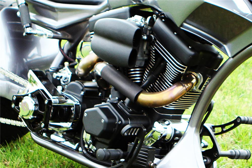 2012 HARDCORE SPEEDSTER CUSTOM MOTORCYCLE - Engine - 157568