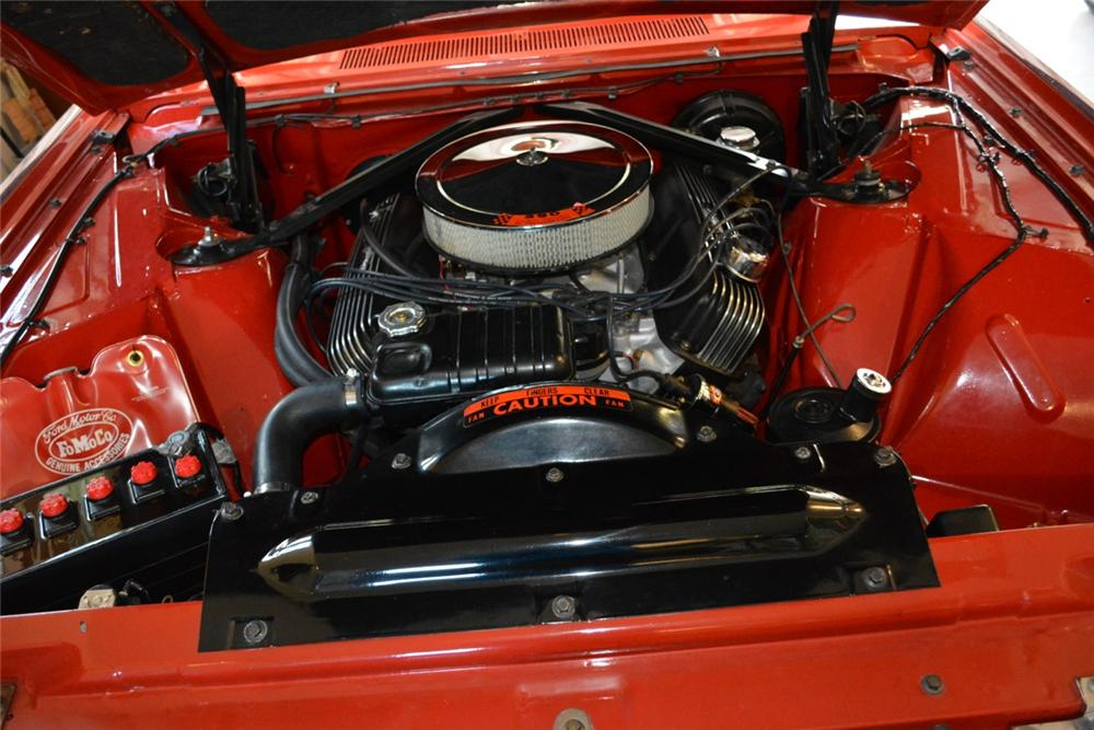 1961 FORD THUNDERBIRD 2 DOOR HARDTOP - Engine - 157571