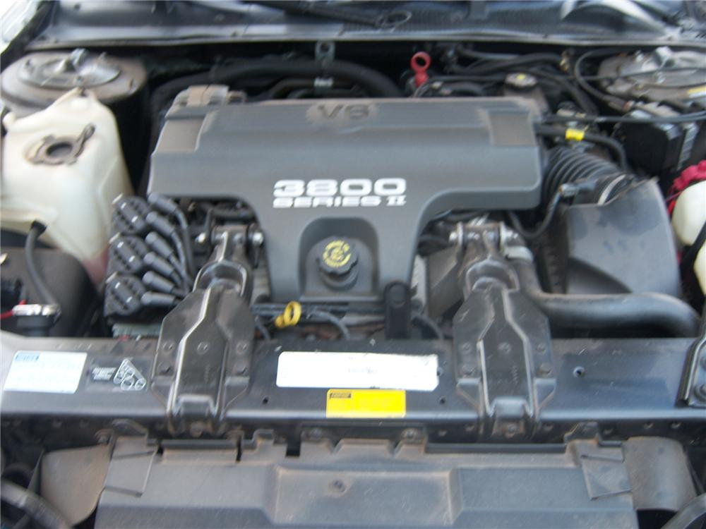 1998 CHEVROLET MONTE CARLO Z34 2 DOOR COUPE - Engine - 157572