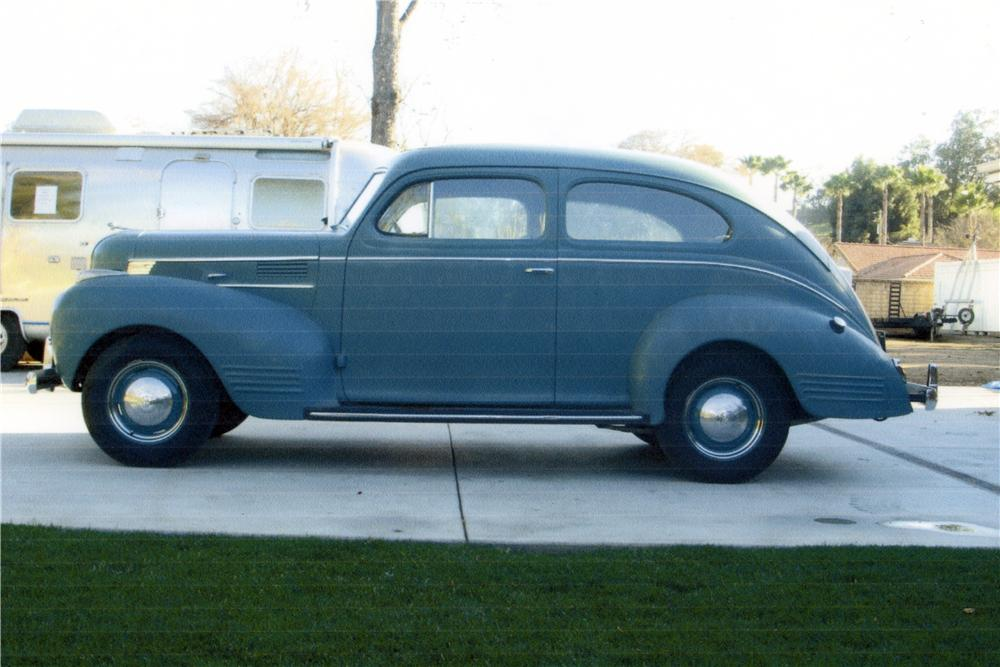1939 dodge deluxe 2 door fastback sedan 157583