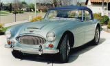 1966 AUSTIN-HEALEY 3000 MARK III BJ8 BJ8 CONVERTIBLE -  - 15759
