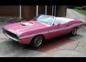 1970 DODGE CHALLENGER CONVERTIBLE 440 SIX PACK RE-CREA -  - 15761