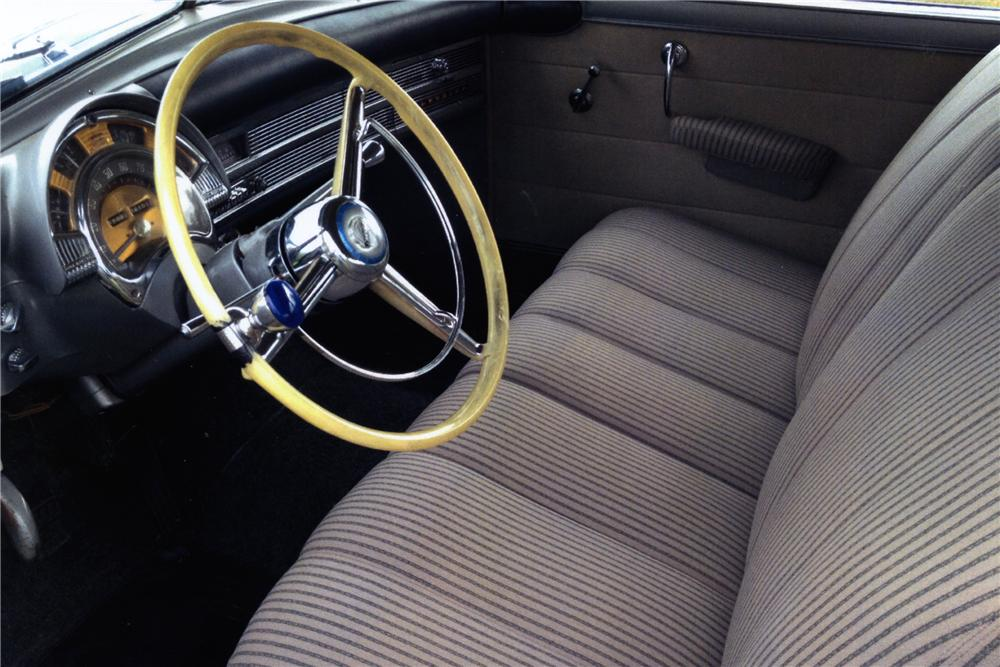 1950 CHRYSLER ROYAL 2 DOOR COUPE - Interior - 157627