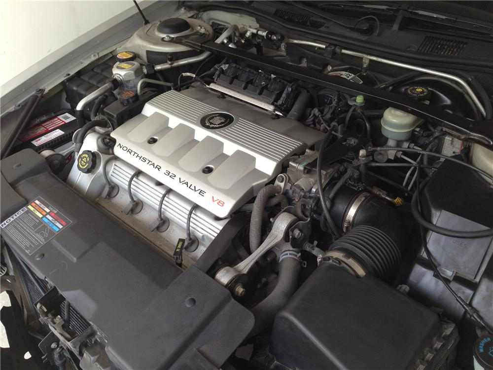 1999 CADILLAC ELDORADO CONVERTIBLE - Engine - 157633