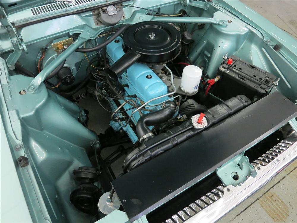 1963 AMC RAMBLER CLASSIC CUSTOM STATION WAGON - Engine - 157655