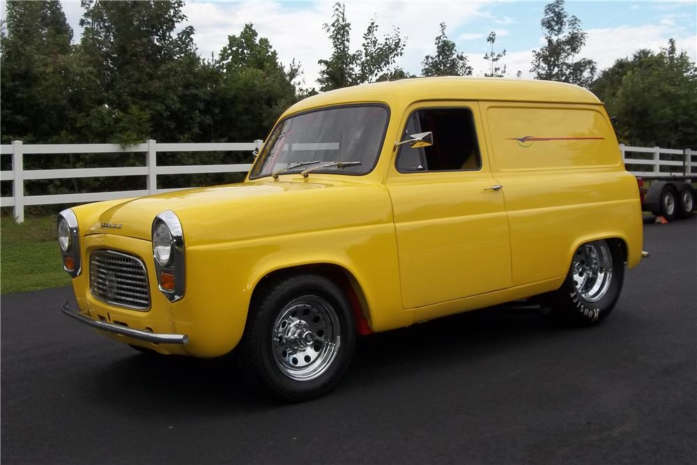 Px Ford E Anglia C Licence Al C Pic likewise Eea A furthermore  also Custom Panel Thames English Ford moreover E B Fd Bf F E. on custom 1961 ford anglia panel truck