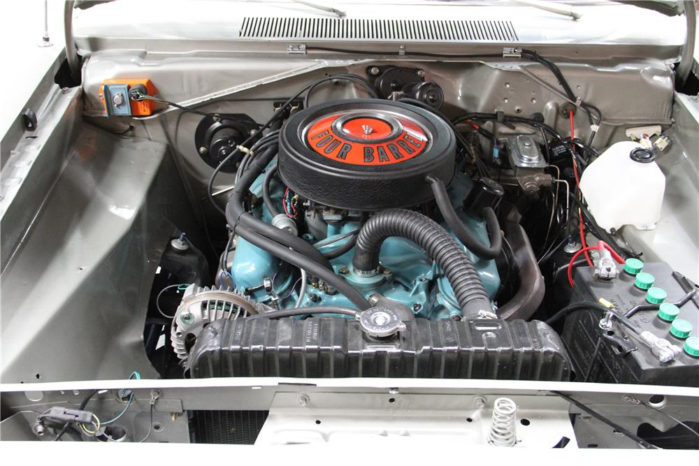1969 PLYMOUTH BARRACUDA FORMULA S FASTBACK - Engine - 157662