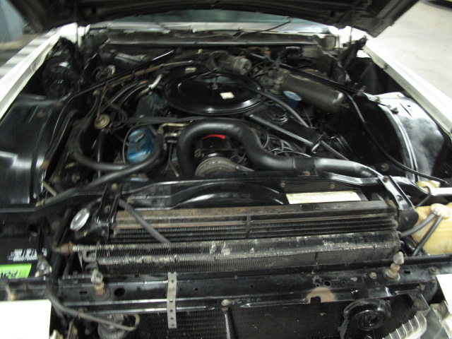 1970 CADILLAC ELDORADO 2 DOOR COUPE - Engine - 157668