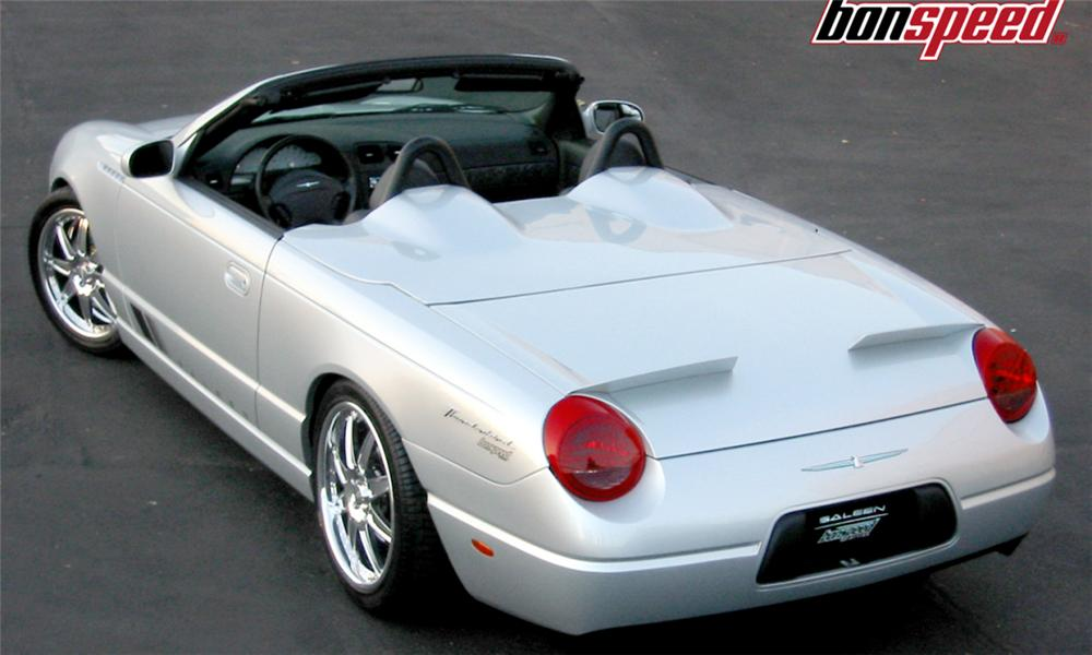 2002 SALEEN BONSPEED THUNDERBIRD CONCEPT CAR - Side Profile - 15767