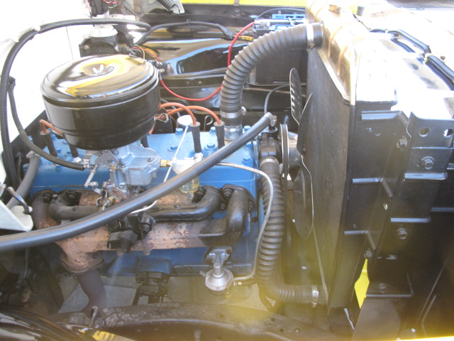 1959 DODGE D-100 PICKUP - Engine - 157674