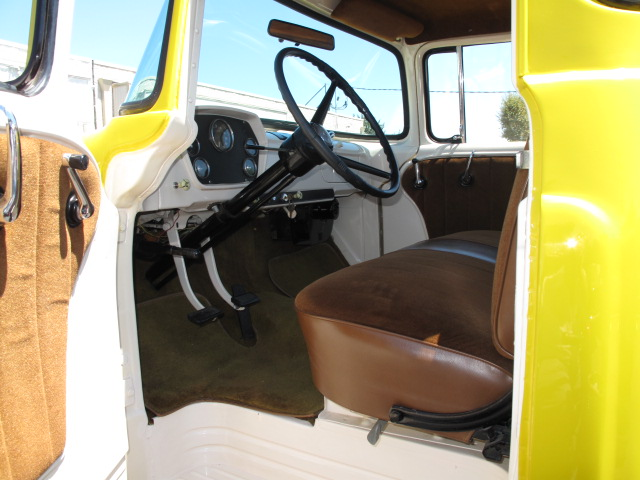 1959 DODGE D-100 PICKUP - Interior - 157674