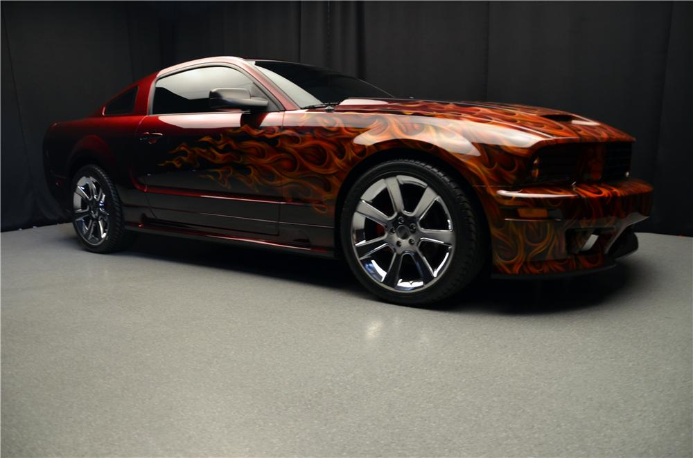 Ford Ford Auction >> 2005 FORD MUSTANG GT CUSTOM FASTBACK