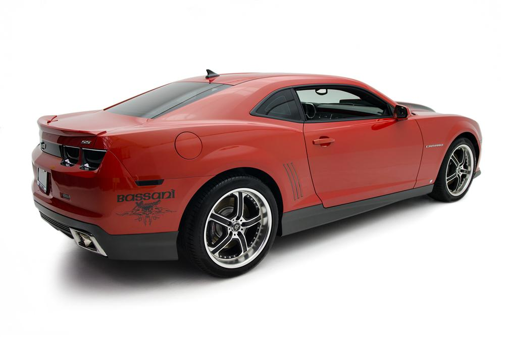 2010 CHEVROLET CAMARO 2SS 2 DOOR COUPE - Rear 3/4 - 157681