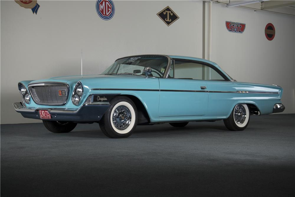 1962 Chrysler Newport 2 Door Coupe
