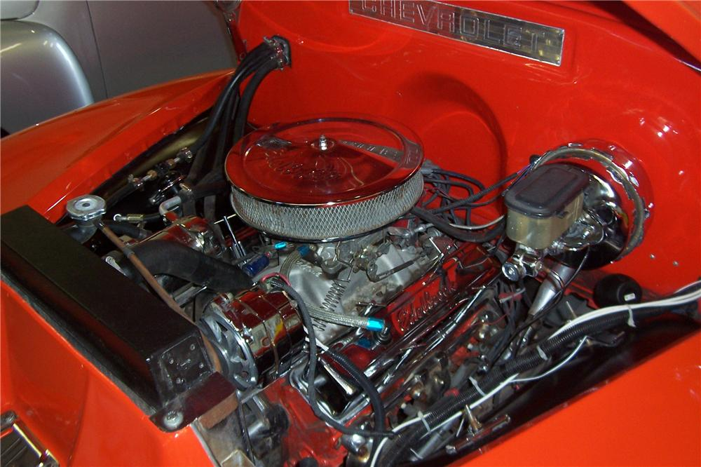 1949 CHEVROLET 3100 CUSTOM PICKUP - Engine - 157700