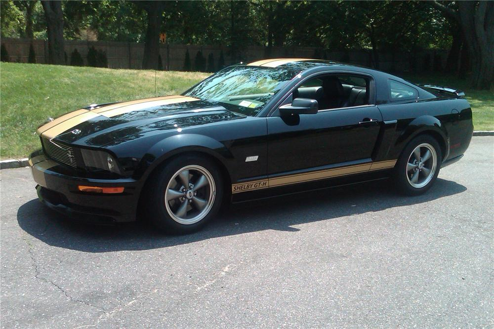 2006 SHELBY GT-H FASTBACK - Side Profile - 157703