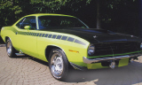 1970 PLYMOUTH CUDA AAR 2 DOOR HARDTOP -  - 15771