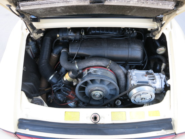 1980 PORSCHE 911 SC 2 DOOR COUPE - Engine - 157721