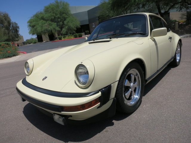 1980 PORSCHE 911 SC 2 DOOR COUPE - Front 3/4 - 157721