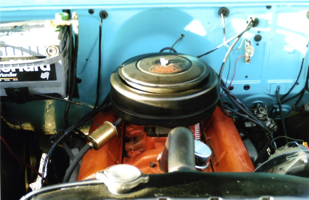 1958 CHEVROLET CAMEO PICKUP - Engine - 157736