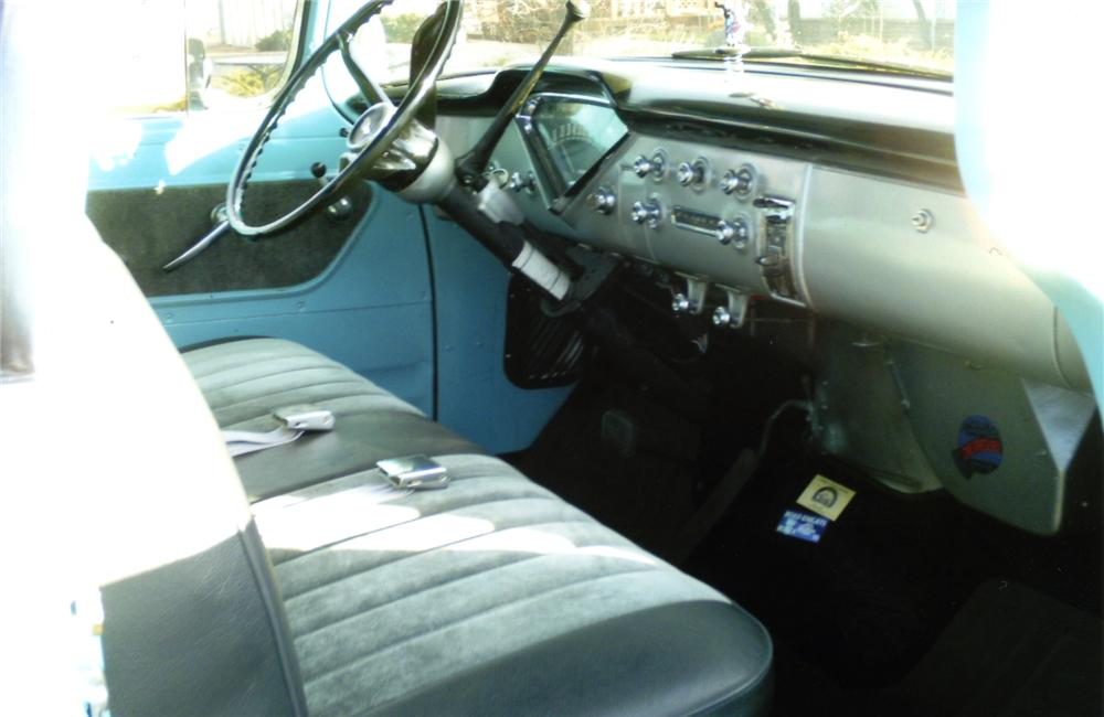 1958 CHEVROLET CAMEO PICKUP - Interior - 157736
