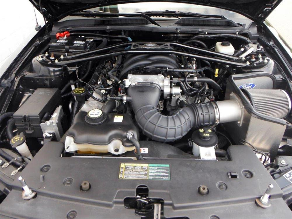 2006 SHELBY GT-H FASTBACK - Engine - 157738