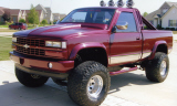 1991 CHEVROLET C-10 CUSTOM PICKUP -  - 15774