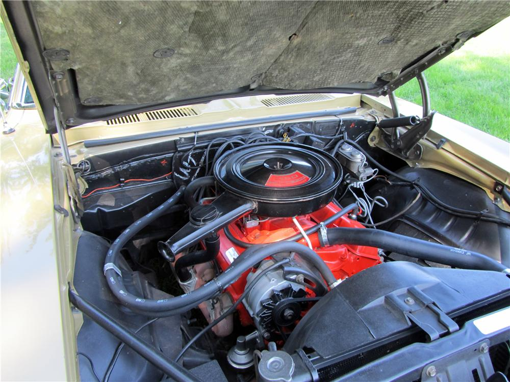 1969 CHEVROLET CAMARO 2 DOOR COUPE - Engine - 157750