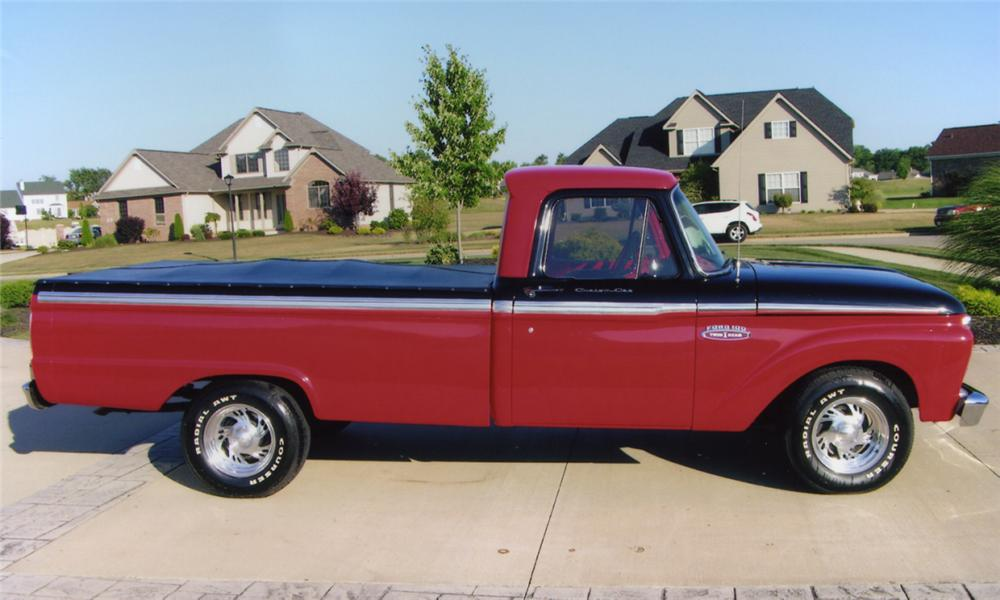 1965 Ford 100 Custom Pickup 15776
