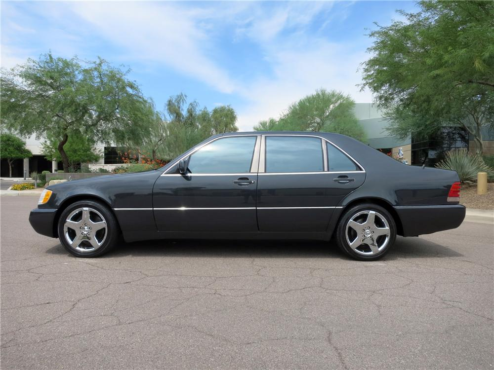 1994 mercedes benz s420 4 door sedan 157785