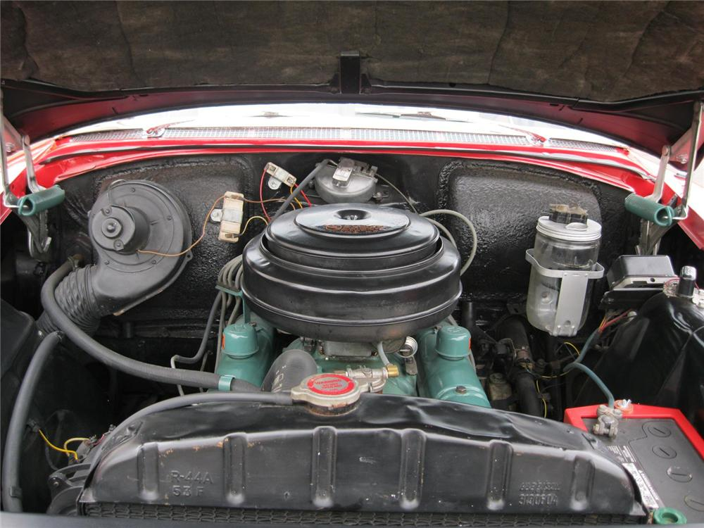 1956 BUICK SPECIAL 2 DOOR SEDAN - Engine - 157786