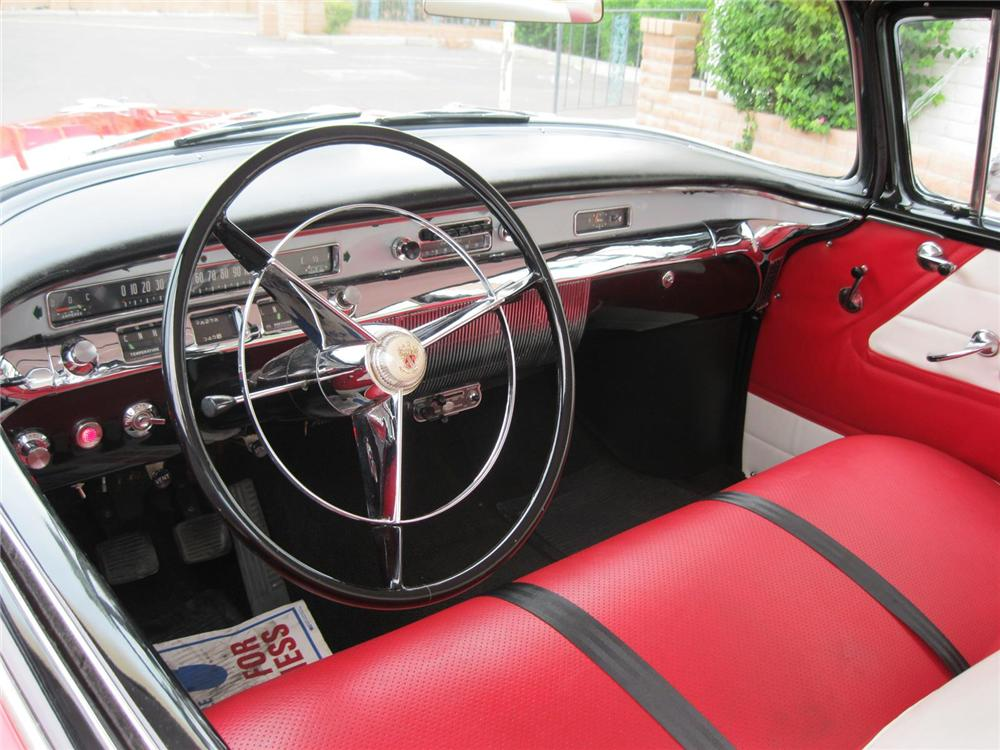 1956 BUICK SPECIAL 2 DOOR SEDAN - Interior - 157786