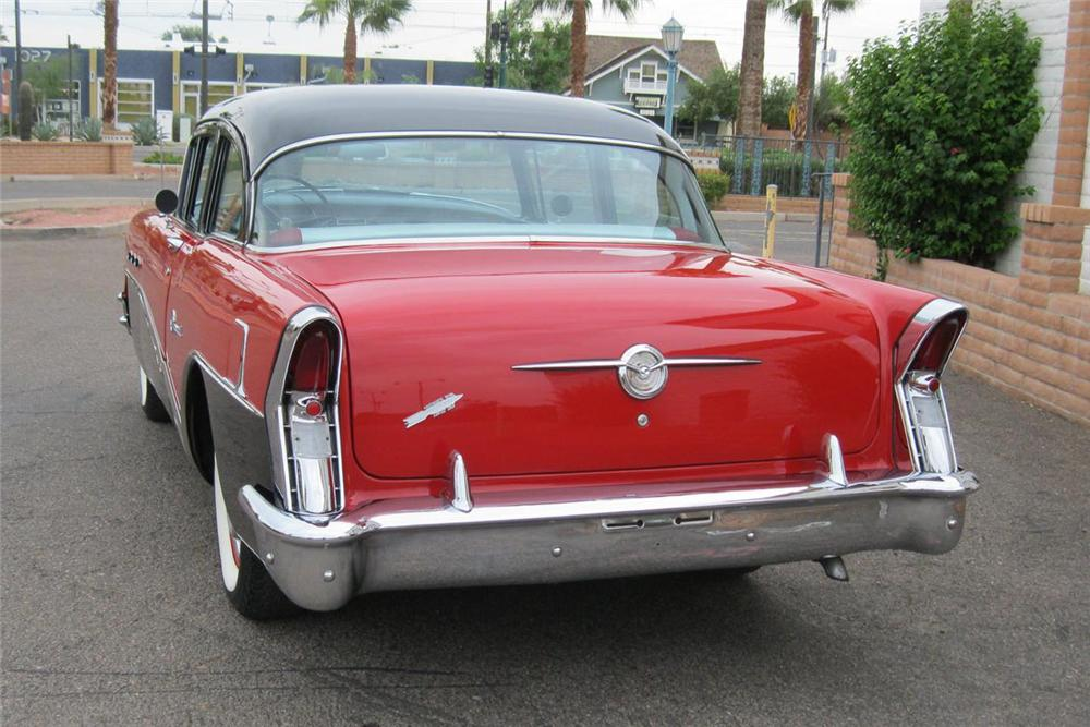 1956 BUICK SPECIAL 2 DOOR SEDAN - Rear 3/4 - 157786