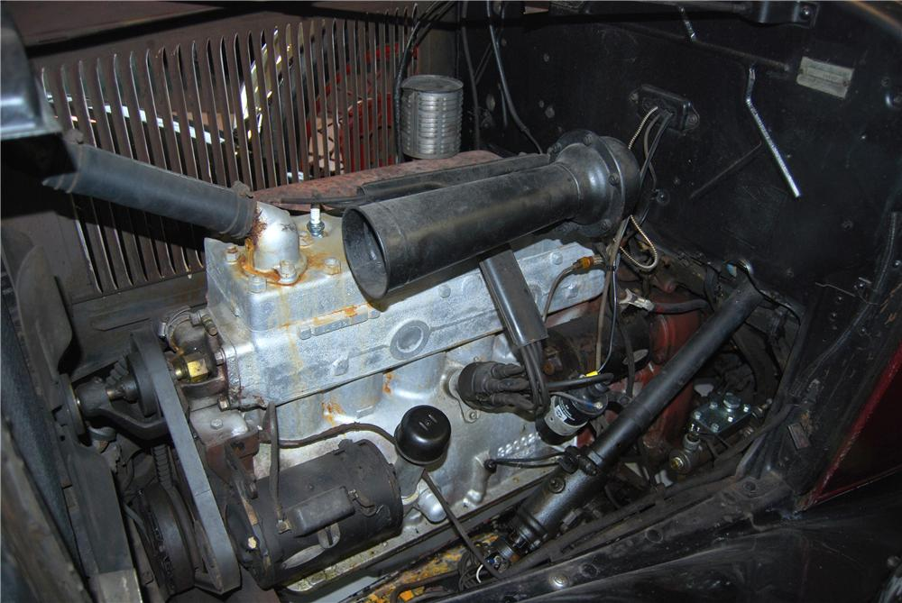 1932 DODGE COUPE - Engine - 157793