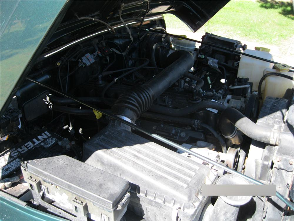 2000 JEEP WRANGLER SUV - Engine - 157807