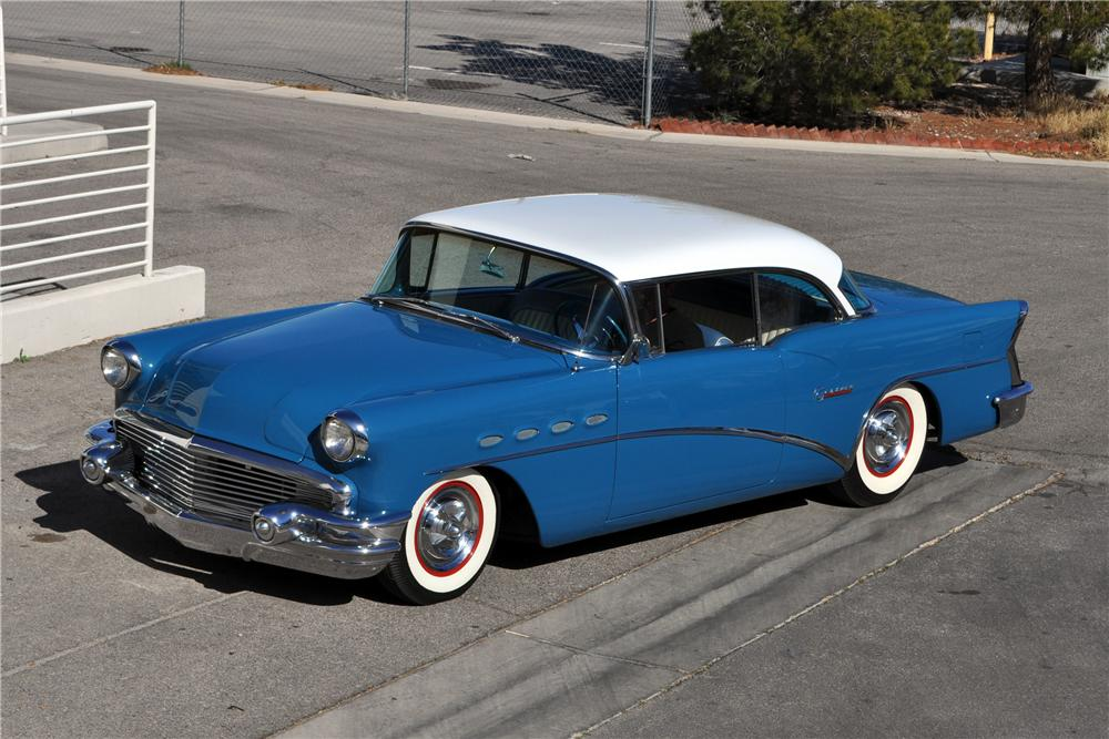1956 buick special riviera custom 2 door hardtop 157816 for 1956 buick special 2 door hardtop