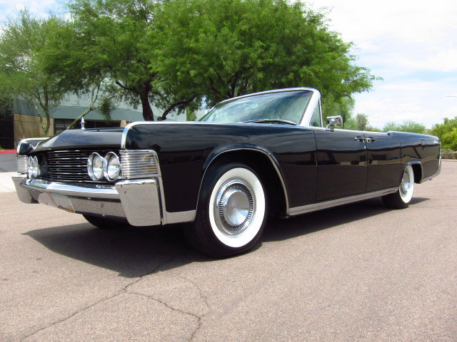 1965 lincoln continental convertible 157835. Black Bedroom Furniture Sets. Home Design Ideas