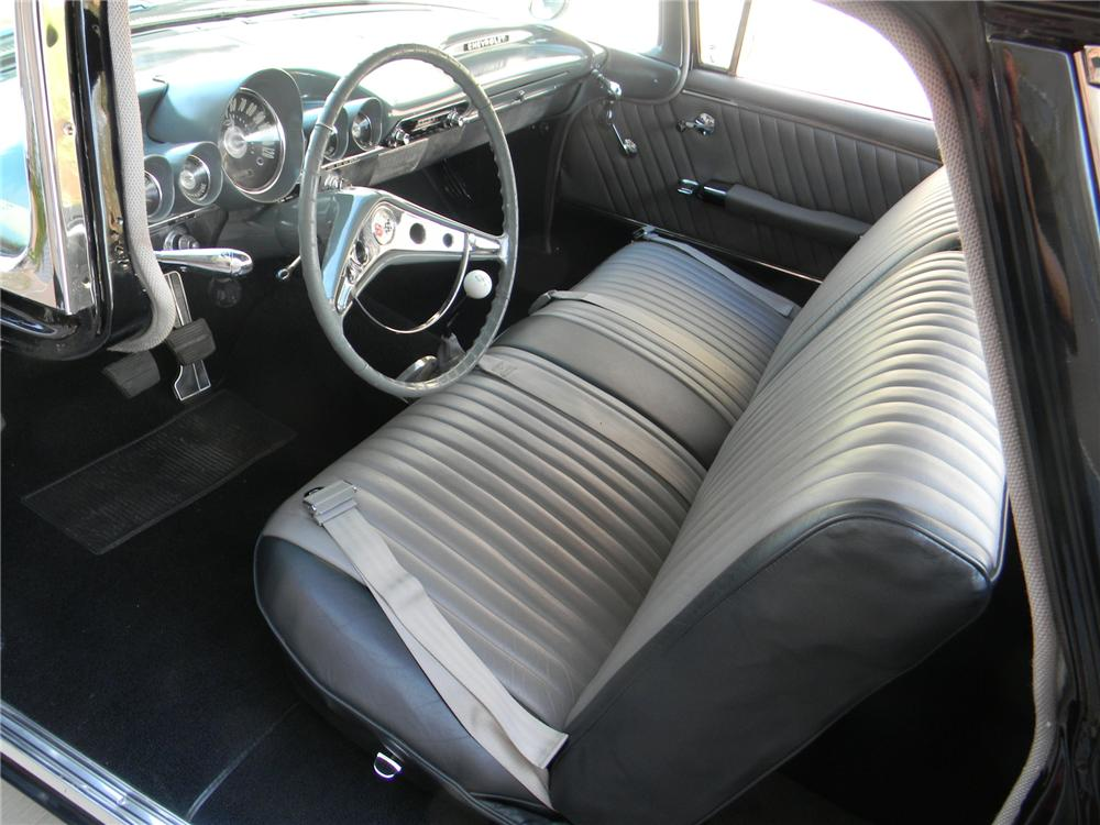 1959 CHEVROLET EL CAMINO PICKUP - Interior - 157847
