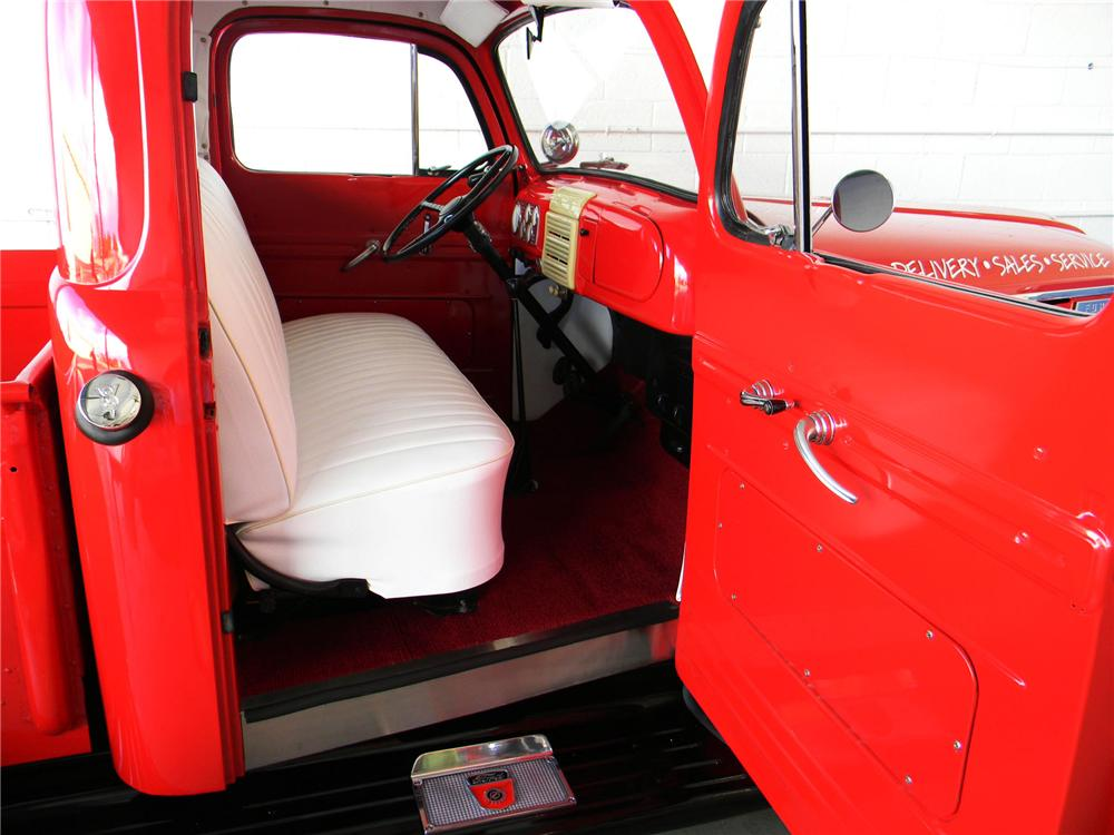 1948 FORD PICKUP - Interior - 157848