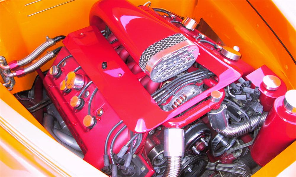 1948 FORD STREET ROD - Engine - 15788